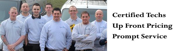 our local restoration team